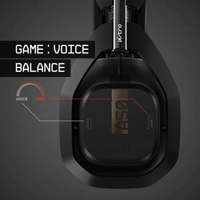 ASTRO A50 XBOX ONE WIRELESS GAMING HEADSET