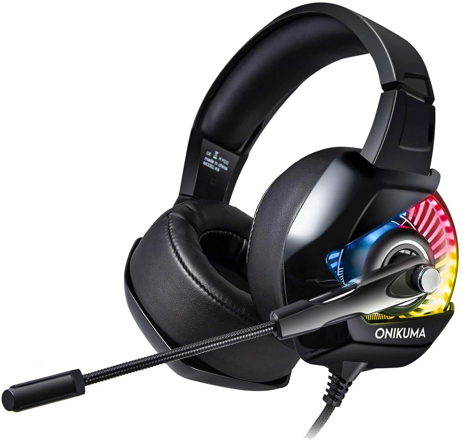 Onikuma Gaming Headset K6- Review